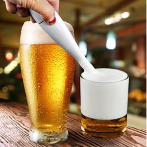 Espumador de cerveza por ultrasonidos