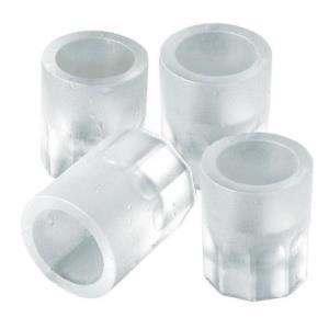 Molde para hacer vasos de chupito de hielo