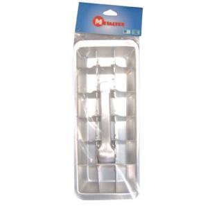 Cubitera de aluminio
