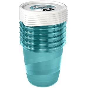 Recipientes para congelar tipo vaso